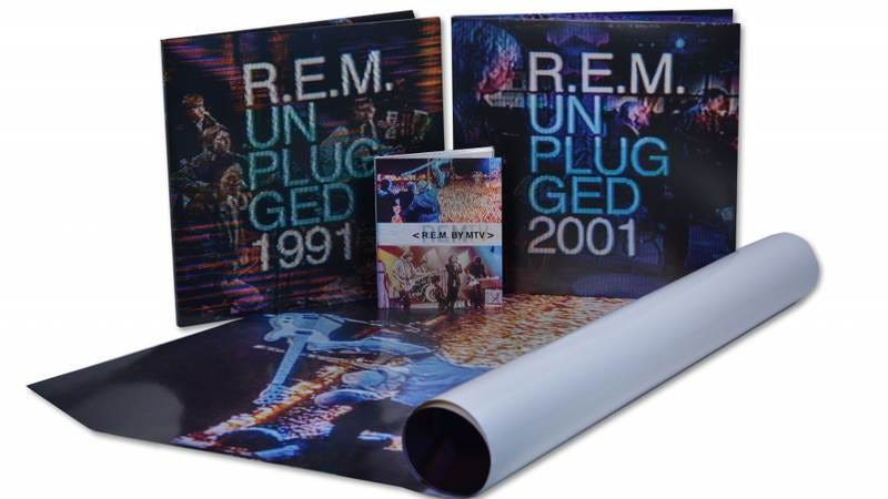 Illustration for article titled Win an R.E.M. By MTV prize package