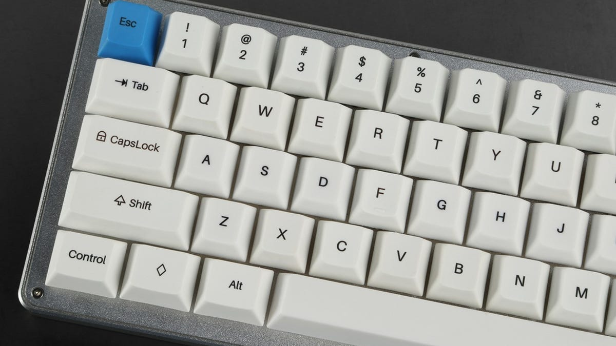 One Of The Mechanical Keyboard Community's Most Beloved