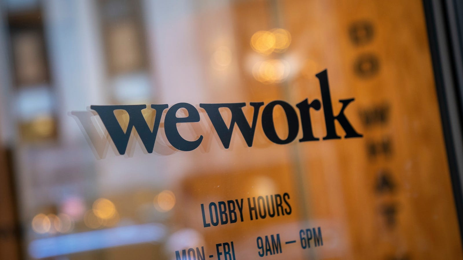 WeWork Is Exposing an 'Astronomical Amount' of Data on Poorly Protected Wifi Network