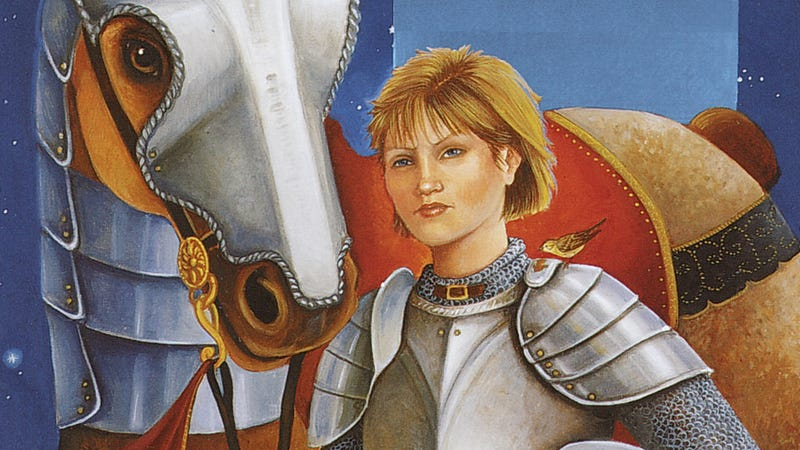 Illustration for article titled Tamora Pierce's Amazing Fantasy Books Deserve To Be TV Shows And Movies