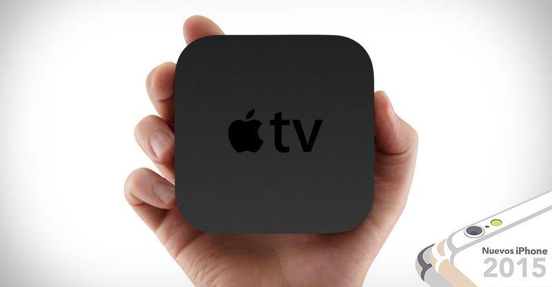 Illustration for article titled El Apple TV puede convertirse en una consola de videojuegos fabulosa