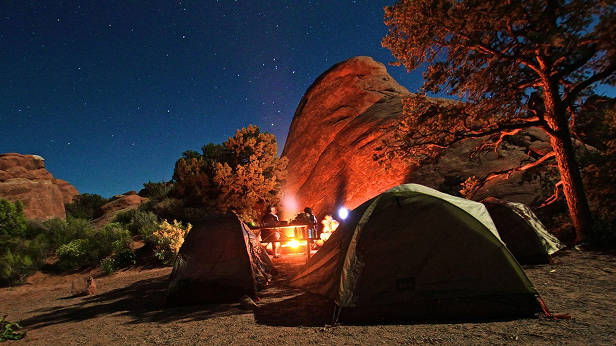 So You Want To Go Camping For The Very First Time