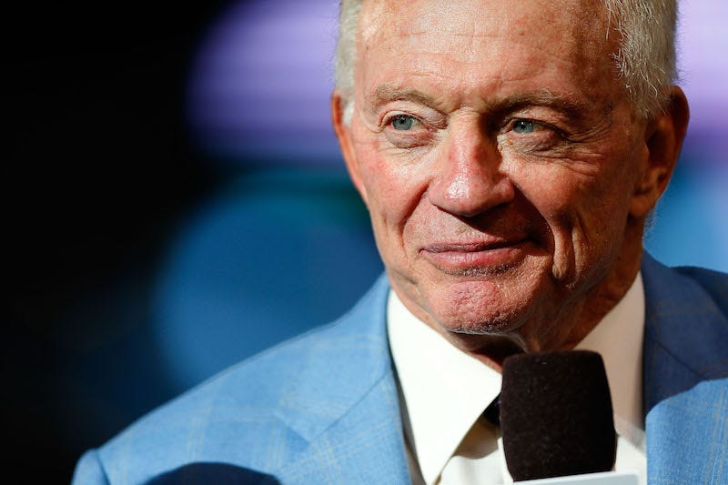031bcd43 How Jerry Jones Became The NFL's Shadow Commissioner