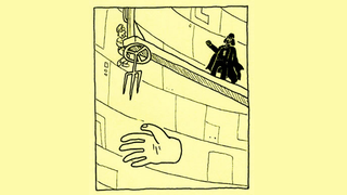 Illustration for article titled What Really Happened With Luke's Hand After His Duel With Darth Vader