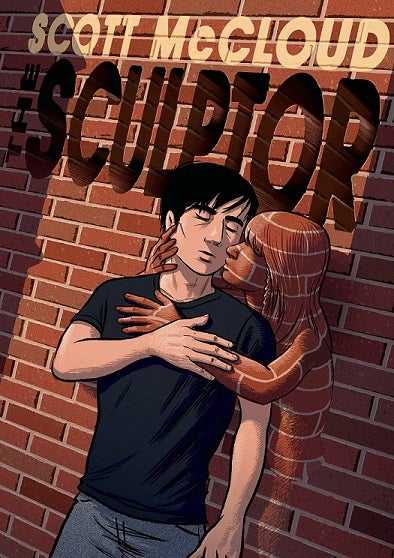 Illustration for article titled Scott McCloud's The Sculptor is Amazing, Wonderful, and Tragic