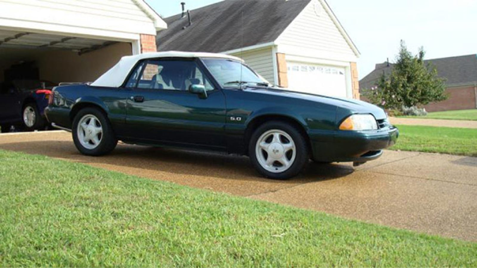 Theft of 7 up mustang proves at least one person likes 7 up