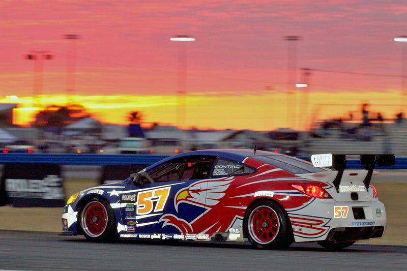 Illustration for article titled TIL: Pontiac made a G6 racer