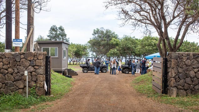 A Trip Inside Mark Zuckerberg's Sprawling, Embattled Compound in Hawaii