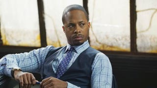 Cornelius Walker Jr. as Marcus Walker on ScandalABC/Eric McCandless