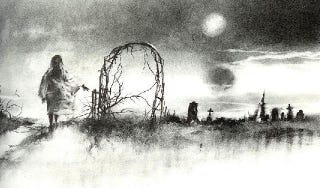 Illustration for article titled Scary Stories to Tell in the Dark