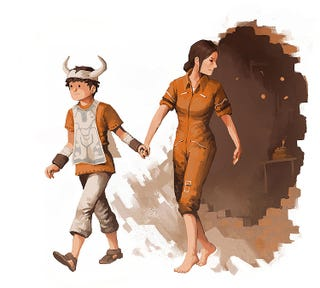 Illustration for article titled Portal & Ico Are Perfect For Each Other