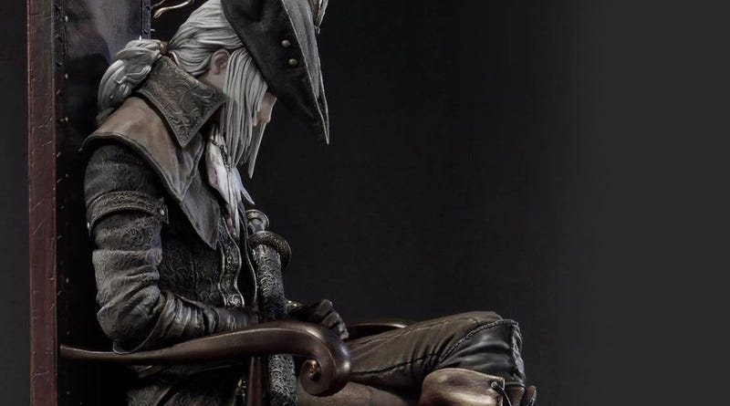 Illustration for article titled Look At This $600 Bloodborne Statue