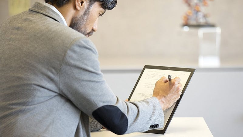 "Sony Digital Paper 13"" Tablet 
