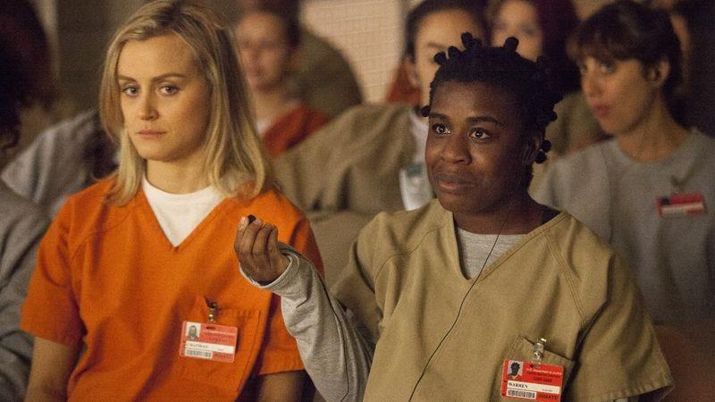 Laura prepon sex scene orange er den nye sorte