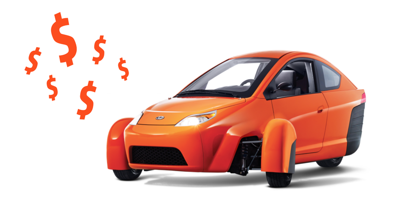 Illustration for article titled Elio Motors' Future Looks Doubtful With $100,000 In The Bank And A $123 Million Deficit