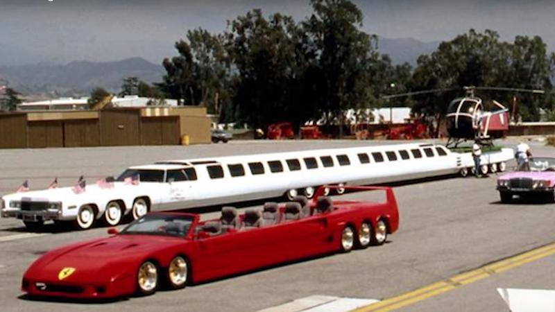 The World S Longest Car Has A Jacuzzi And A Helipad