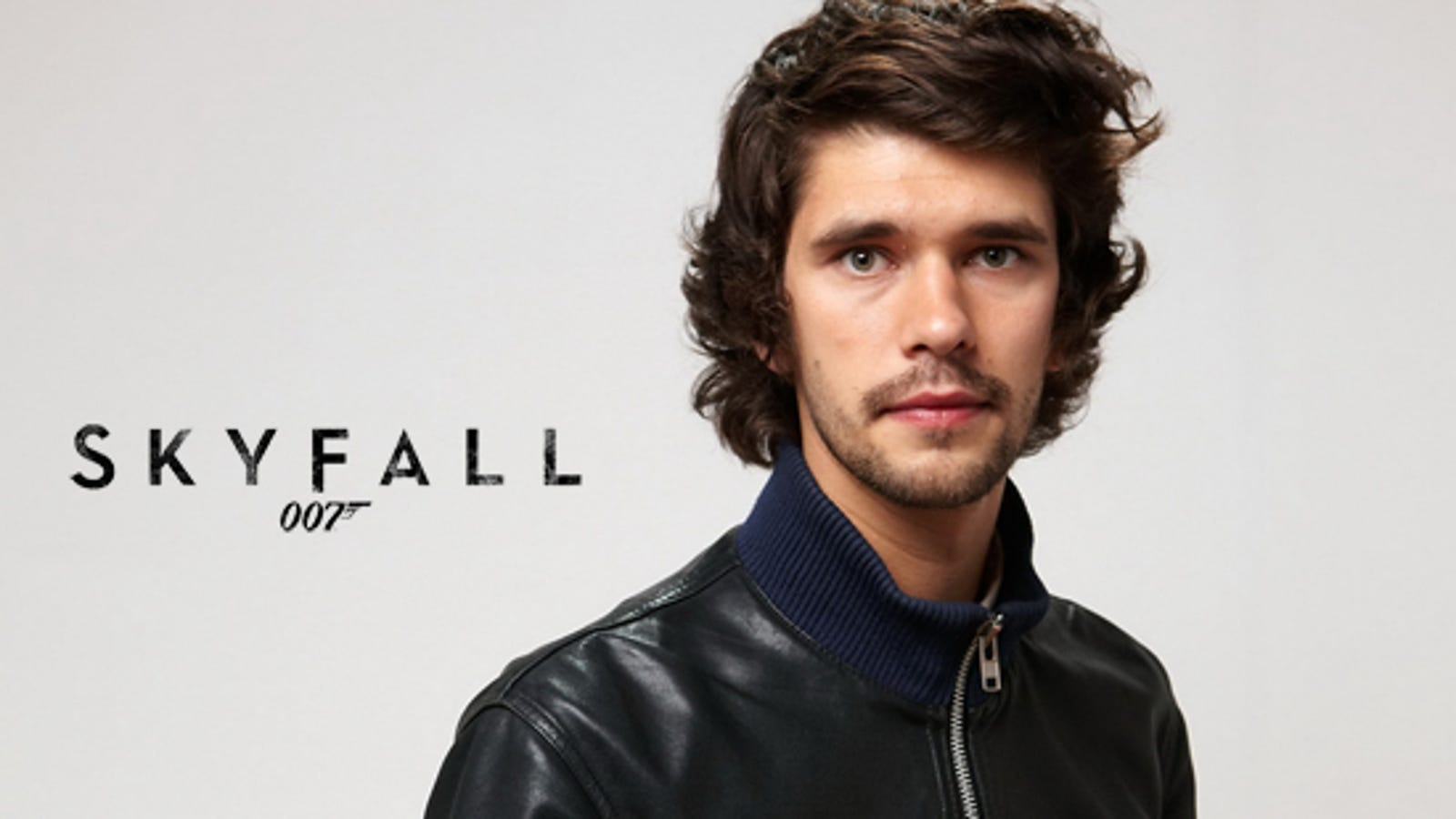 Skyfall Ben Whishaw As Q