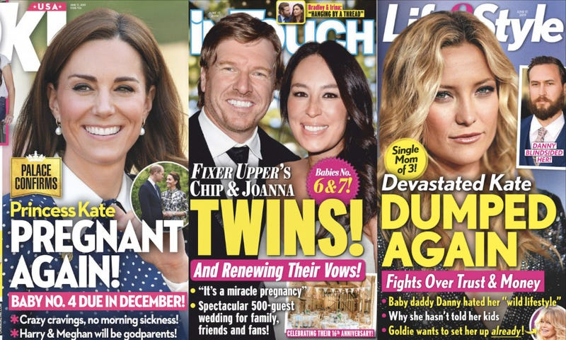 This Week In Tabloids: Tori Spelling 'Regrets' Selling Her Secrets In Interview With Magazine She Sold Them To
