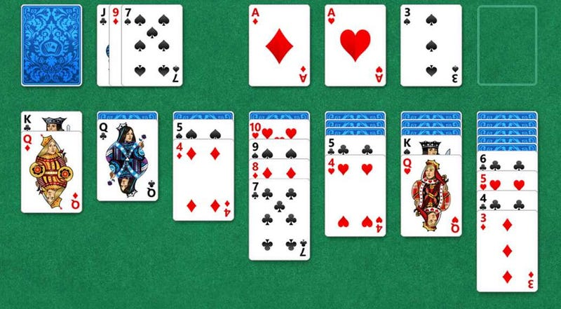 Illustration for article titled Microsoft's Solitaire Now Available On Rival Phones