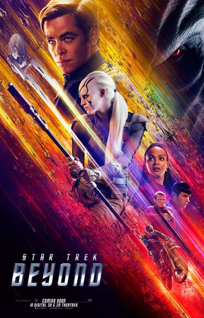 Star Trek Beyond: New Poster (comingsoon.net)