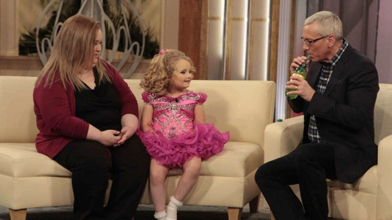 Illustration for article titled Honey Boo Boo Child Gets Her Own Series, Becomes the True Ultimate Grand Supreme