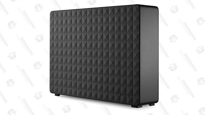 Seagate Expansion 8TB | $139 | Amazon
