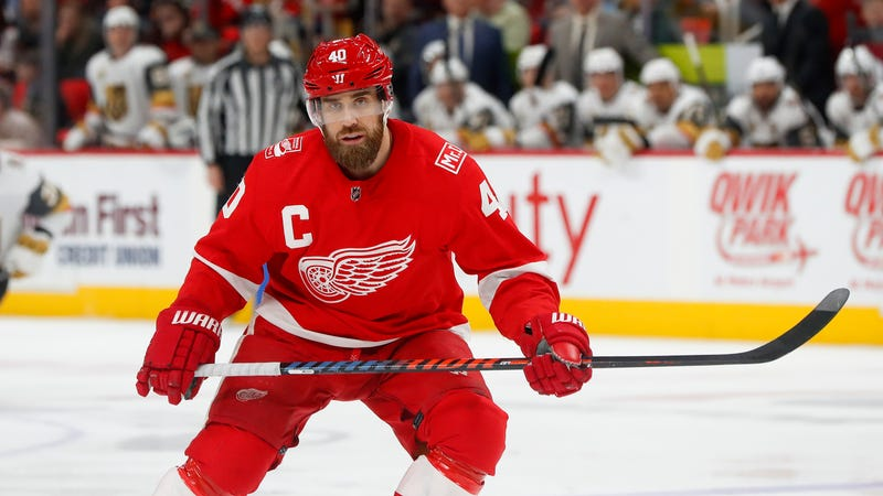 Illustration for article titled Looks Like Henrik Zetterberg's NHL Career Is Over