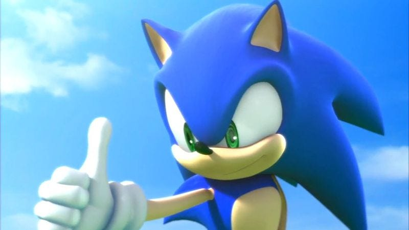 Illustration for article titled 20 years later, Sonic The Hedgehog is finally getting a movie