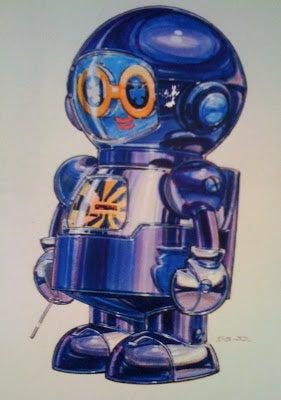 Illustration for article titled SMRT-1 Concept Art (1982)