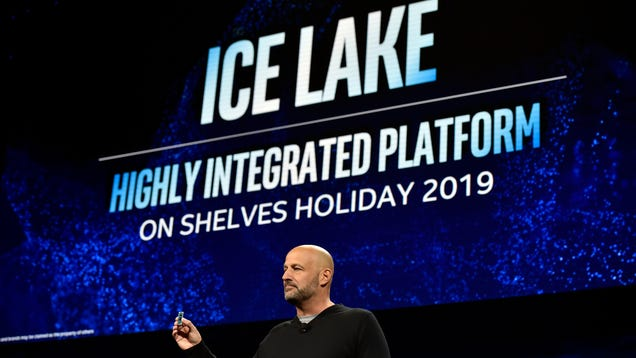 Intel Says Its 7nm Chips Are—Surprise!—Delayed By At Least a Year