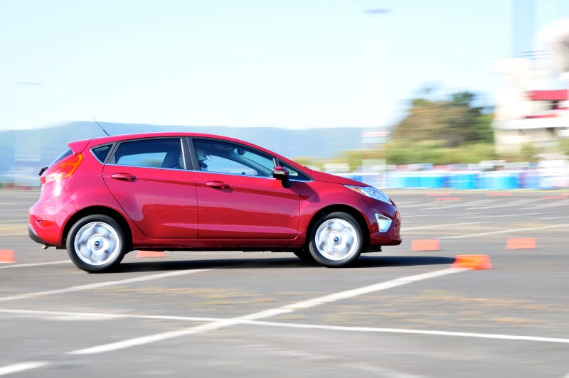 Illustration for article titled 2011 Ford Fiesta: First Drive