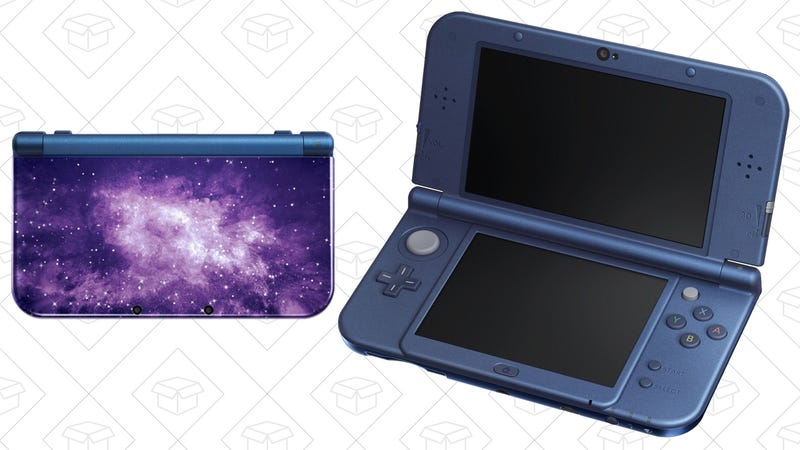 Nintendo Galaxy Style Nintendo New 3DS XL Console, $175