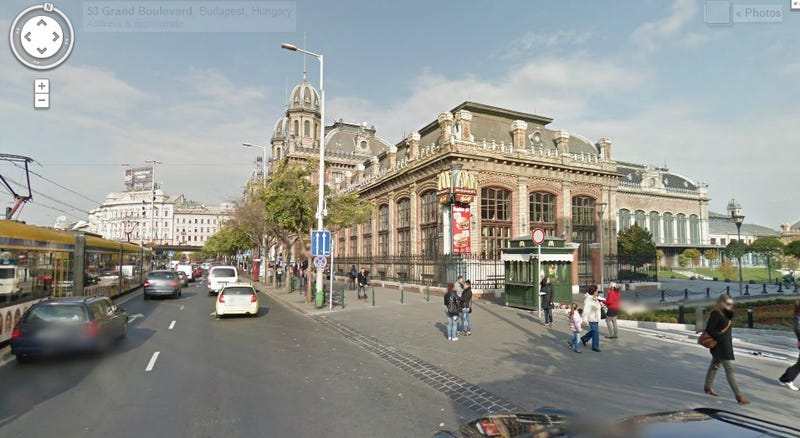 Illustration for article titled Elérhető a magyar Google Street View!