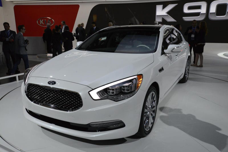 Kia K900 Lease >> Can The K900 Compete With The Ghibli In The Lease Market