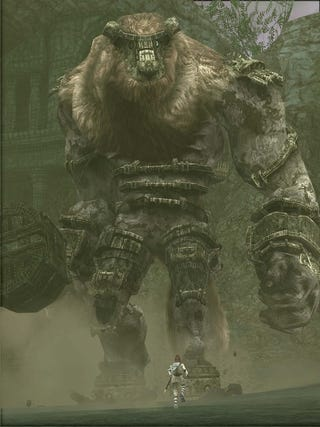 Illustration for article titled Shadow Of The Colossus Creator Hints At Movie Involvement, Wants PS3 Ports