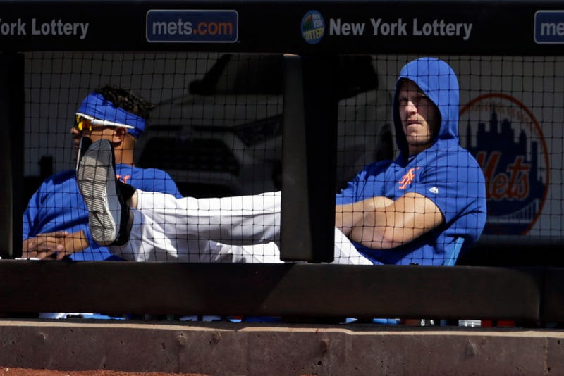 Illustration for article titled Noah Syndergaard Is Mad About Catchers And The Mets Don't Care