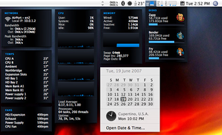 Illustration for article titled Monitor your Mac with iStat menus