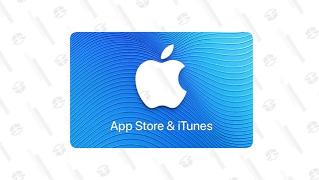 Need a Stocking Stuffer? Get $15 Off a $100 iTunes Gift Card