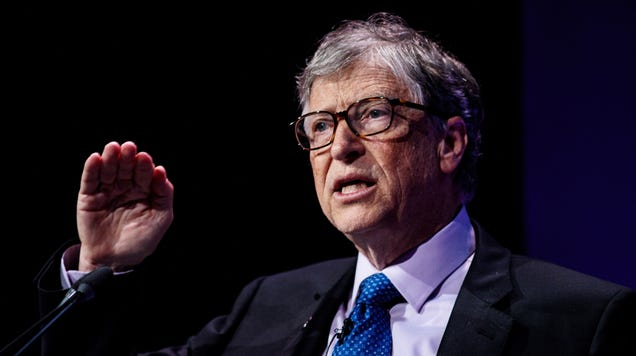 Huh, Bill Gates Sure Hung Out With Jeffrey Epstein a Lot More Than He Admitted