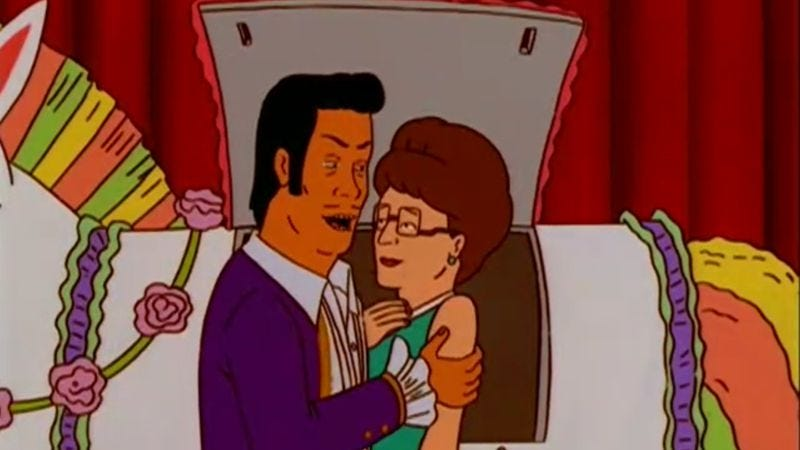 """King Of The Hill, """"Sleight Of Hank"""" (Screenshot: Dailymotion)"""