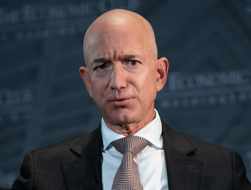 Illustration for article titled Despondent Jeff Bezos Realizes He'll Have To Work For 9 Seconds To Earn Back Money He Lost In Divorce