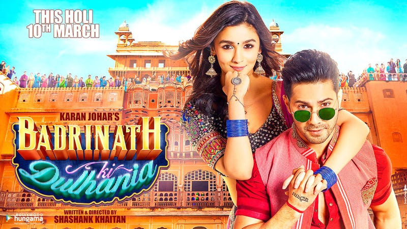 Illustration for article titled Badrinath Ki Dulhania 2017 Movie Counter