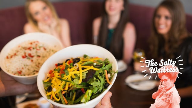 Ask the Salty Waitress: My food came out suspiciously early