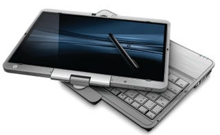 Illustration for article titled HP EliteBook 2740p Tablet Graduates to Capacitive Multitouch Display