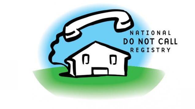 National Do Not Call Registry