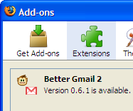 Illustration for article titled Better Gmail 2 Gets Agenda Script, Redesigned Update