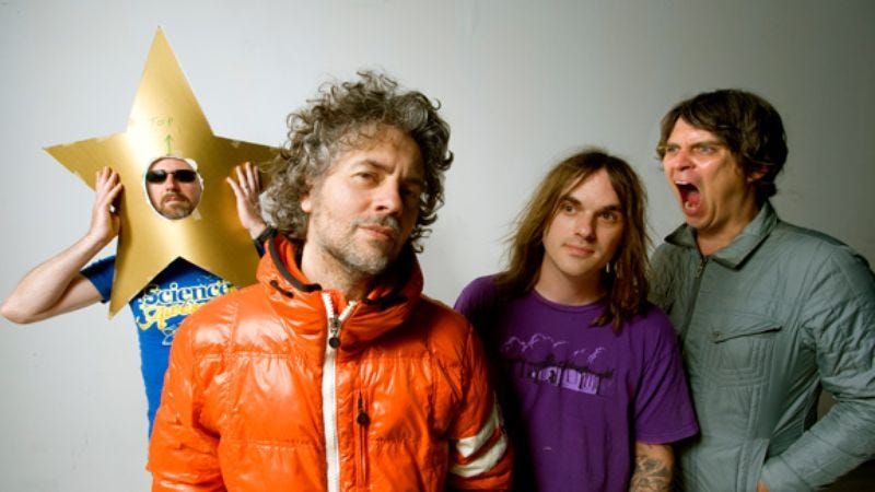 Illustration for article titled The Flaming Lips:Embryonic