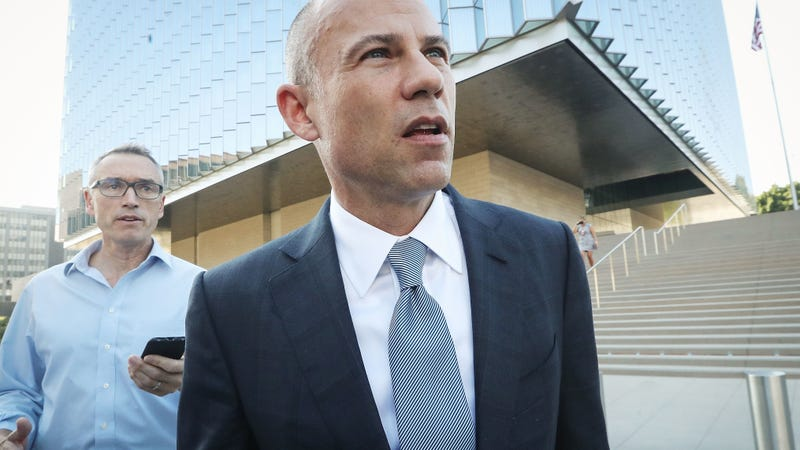 Illustration for article titled Michael Avenatti Charged With Stealing Millions from His Clients, Including a Man With a Disability