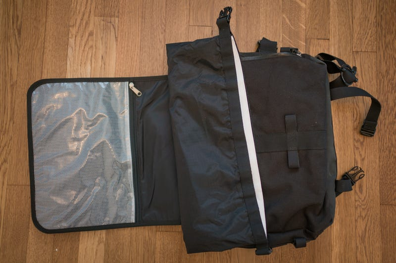Gear Review: The Kriega Urban Messenger Drypack Is So Close To Perfect