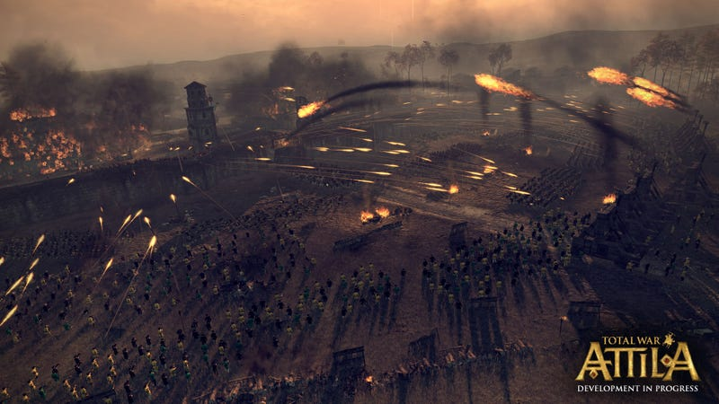 Illustration for article titled There's A New Total War Game Coming, But Hrm